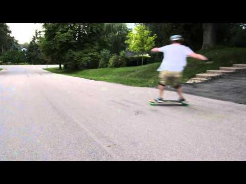 Longboarding: Fun Run on Sun