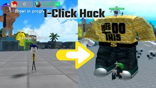 ROBLOX Weight Lifting Simulator 3 Hack - Get Huge with this Auto Clicker