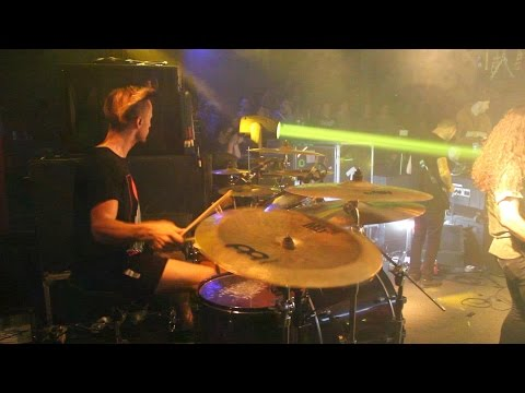 For Today - Break The Cycle [David Puckett] Drum Video Live [HD]
