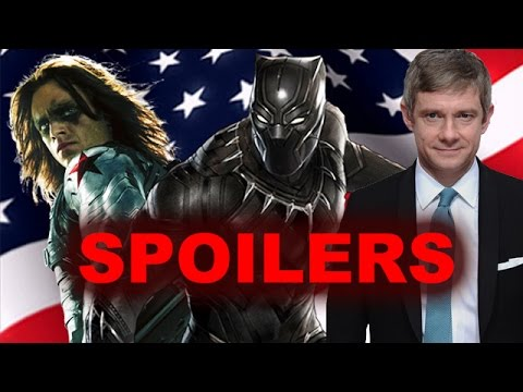 Captain America 3 Civil War SPOILERS - Script Leak! Bucky! Spider-Man! - Beyond The Trailer