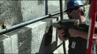 PMA Wall Laser Cleaning  --  mpa.es  ---