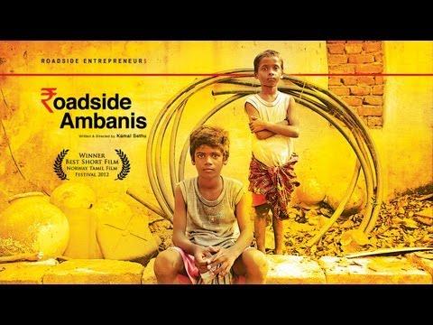 Roadside Ambanis - Best Tamil Short Film Winner (Norway) HD - ENG Subtitles