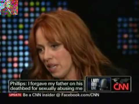 Mackenzie Phillips Tells Larry King About Incest By Father video