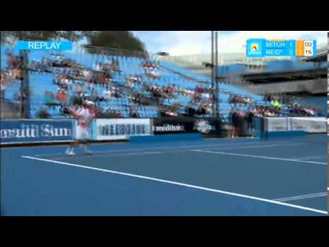 Australian Open 2013 Play-off: Day 7 Finals