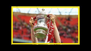 FA Cup semi-final draw: Manchester United face Tottenham Hotspur - by Sports News