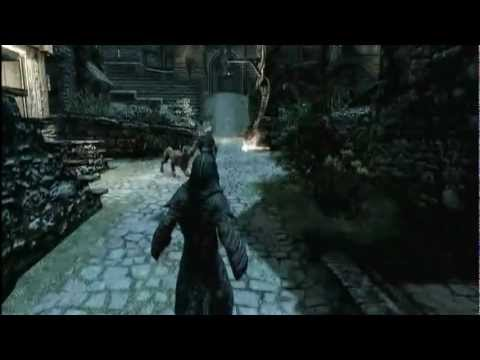 Skyrim Xbox Mod Showcase: Dragon Shout Abuse