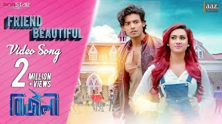 Friend Beautiful Video Song | Bobby | Raanveer | Bizli | Iftakar Chowdhury | Jaaz Multimedia 2018