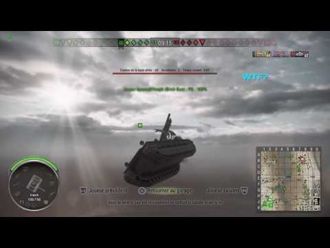 WORLD OF TANKS PS4/ BIG FUNNY BUG FLAYING TANKS/FUNNY MOMENT