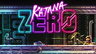 Katana Zero - Mr Slice Guy