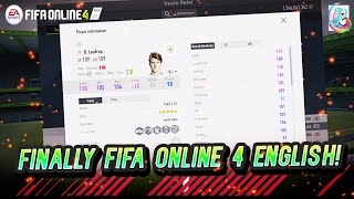 *NEW* FIFA ONLINE 4 ENGLISH (EASY AND PERMANENT METHOD!!!)