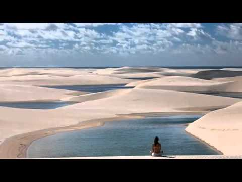 PLACES TO VISIT IN BRAZIL Parque Nacional dos Lencois Maranhenses hottourtravel.com