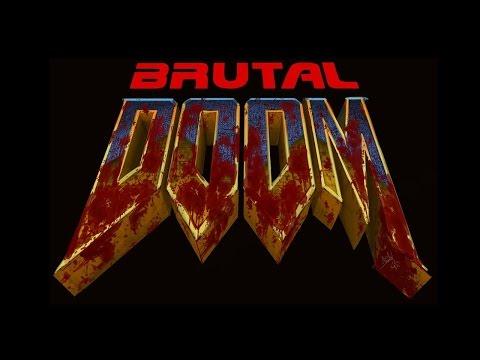 Let's Play Brutal Doom | Ultra Violence E01 M02
