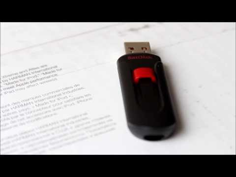SanDisk 32GB Cruzer Glide Short* Review