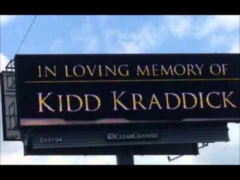 "R,I.P. -  Radio Personality DAVID ""KIDD"" KRADDICK (7/27/13)"