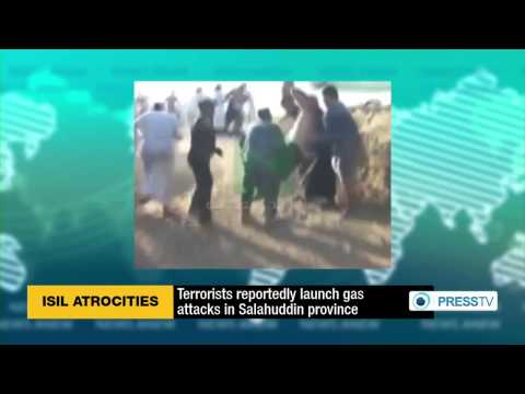ISIL Reportedly Launch Gas Attacks In Iraq
