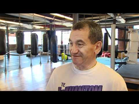 Ken Mair verse Michael Laws in boxing Marae Investigates 4 Dec 2011 TVNZ