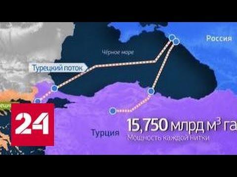 Программа Энергетика. Турецкий поток. Что дальше? От 13.10.16