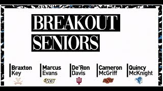 Andy Katz's breakout seniors to watch in 2019-2020