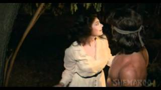 Adventures Of Tarzan - Hemant - Kimmy Katkar - Tarzan Feels Ruby's Body - Hot Tarzan Movie Scene