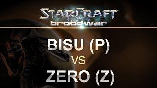 REMASTERED - Bisu (P) v Zero (Z) on Neo Jade - StarCraft  - Brood War