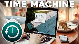 Como utilizar Time Machine en Mac | COPIAS DE SEGURIDAD