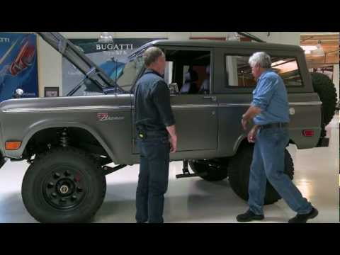 Jay Leno's Garage: 1971 ICON Bronco Restomod