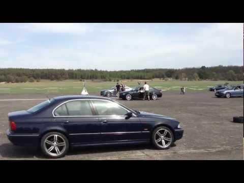 deejeys 320cd vs JeD 318d – BMW Sport Piknik Toruń 29.04.2012