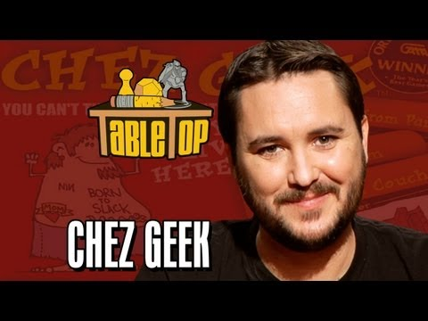 Chez Geek: Paul Sabourin, Storm DiCostanzo, and Andrew Hackard Join Wil on TableTop, episode 18