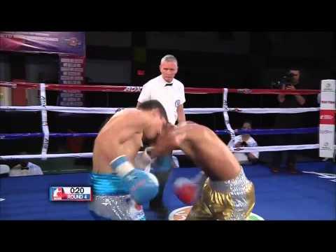 Puerto Rico Hurricanes v Argentina Condors - World Series of Boxing Season V Highlights