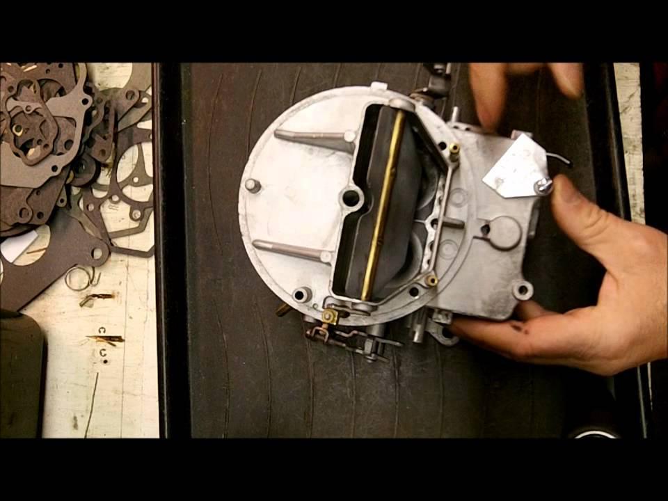 Motorcraft 2100 Carburetor Rebuild Series Identification