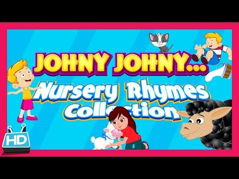 Johny Johny Yes Papa Nursery Rhymes | Nursery Rhymes Collection...