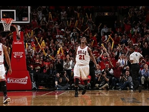 Jimmy Butler Scores Playoff Career High 31 points in Game 2