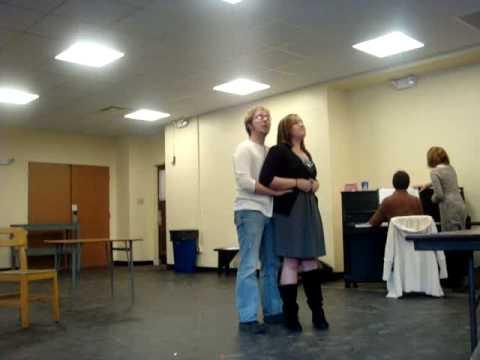 A Little Priest - Sweeney Todd: Kaitlyn Warren and Morgan Thomas Mills