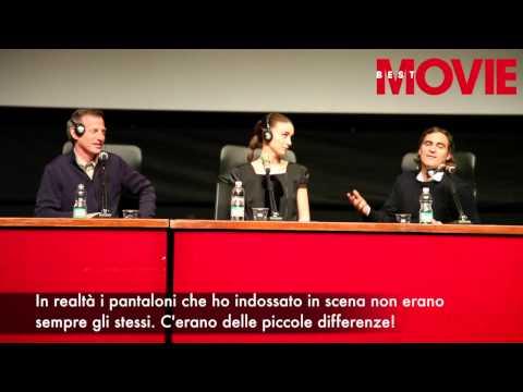 Videodiario dal Festival Internazionale del Film di Roma - #3