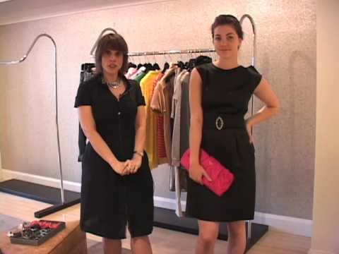 How to Accessorize a Black Dress and Get More Mileage out ...