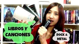 LIBROS Y CANCIONES (versión Rock)