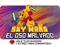LUH! EL OSO MALVADO EN SKY WARS D:! | Minecraft Skywars