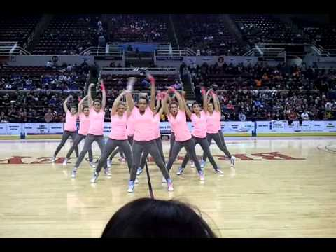 Sehs Dance Team-state Championships 2011-hiphop video
