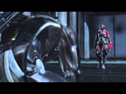 Metal Gear Rising Monsoon Cutscene