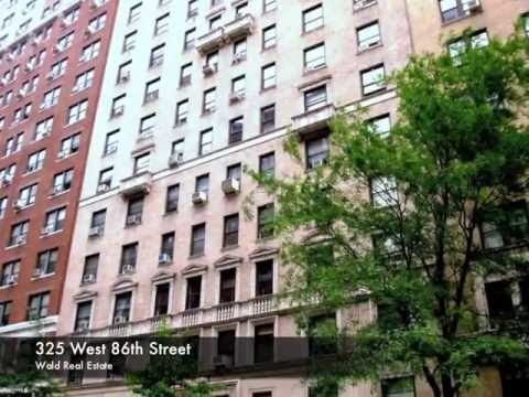 New York City Apartments 325 West 86th Street Upper West Side YouTube