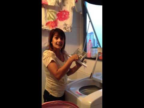 Como usar uma máquina de lavar roupas