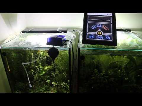Бесшумный компрессор в аквариум своими руками
