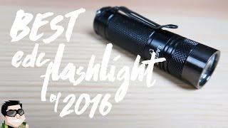 Eagletac D25C Best EDC Flashlight of 2016