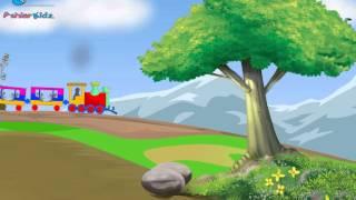 HINDI RHYME :: RAIL GADDI