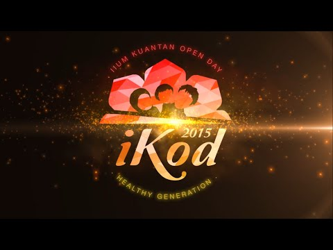 Teaser International Islamic University Malaysia Kuantan Open Day 2015 (IKOD15) #1
