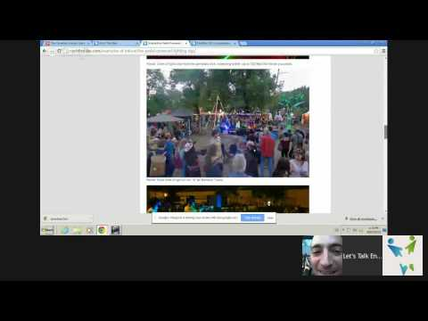 The Canadian Energy Literacy Network's  Google Hangout:  Rock the Bike with Paul Freedman Une ren...