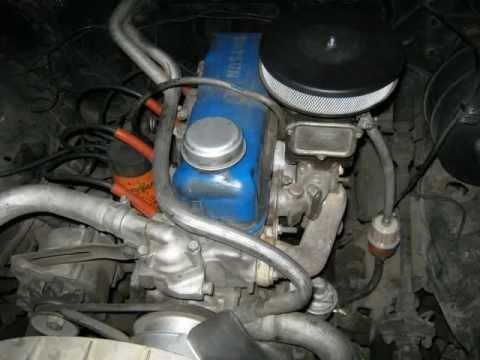 Motor Datsun J18
