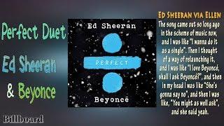 Ed Sheeran - Perfect Duet (Lyrics) ft. Beyoncé