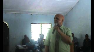 Vanuatu (Pentecost) meetings - 26 July 2014 AM