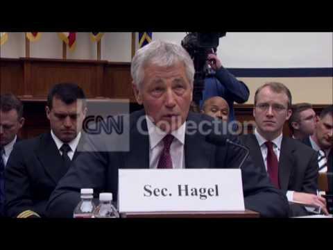 HOUSE BUDGET HRG:HAGELCUT HEART OUT OF PENTAGON